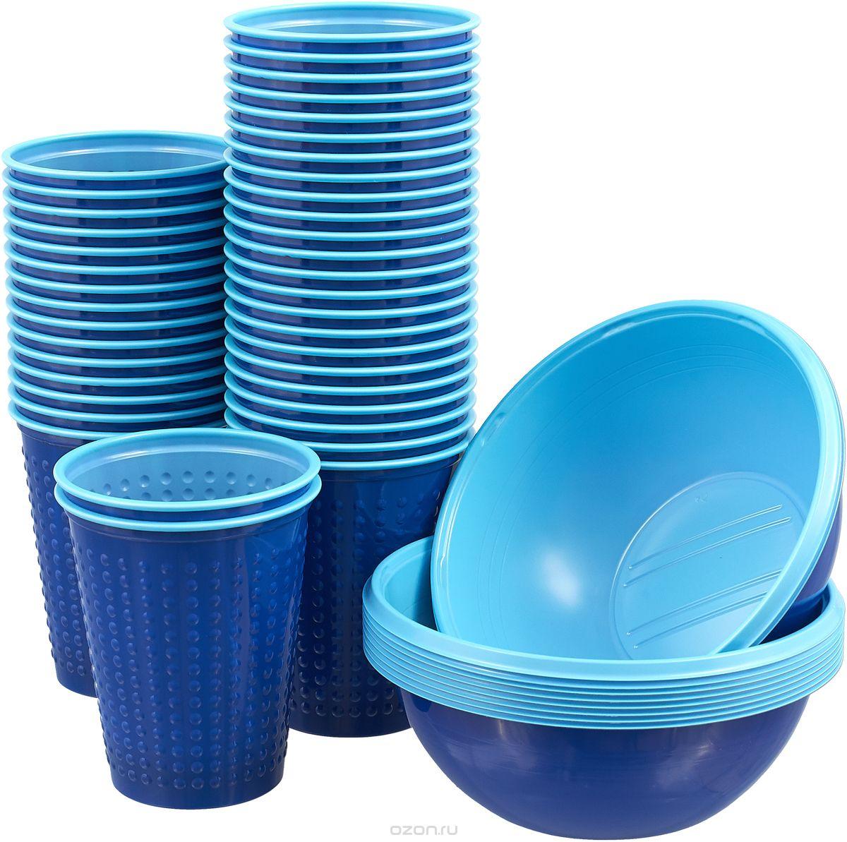 Пищевые пластиковые одноразовые контейнеры для еды