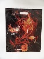 38х45 60 мкм Огненный Цветок Ламинат/500