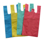 Пакет-майка 25+12*45 цветная 12мкм/ 5000