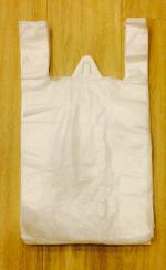 Пакет-майка 30/55 16мкм, белая (100/4000шт)