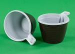 Чашка ПП 180 мл. СП бело/корич (1000 шт/кор