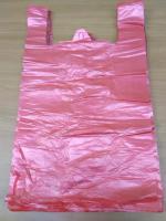 Пакет-майка 45/75 20мкм, красная (100/1000шт)