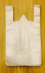 Пакет-майка белая 30*60 см 16 мкм (3000)